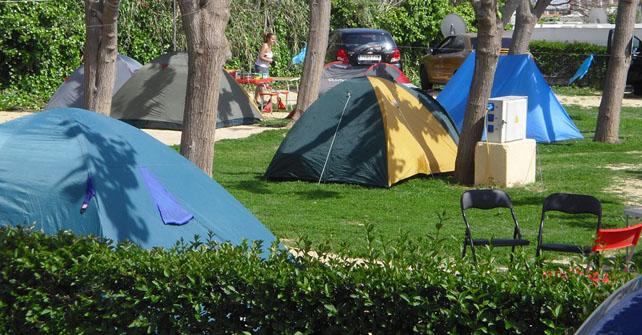 Los camping siguen creciendo.