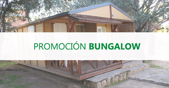 Réduction par nuit en Bungalow